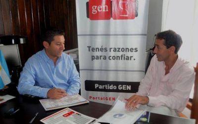 """Partido GEN reclama que Arroyo """"vete el aumento del boleto"""""""