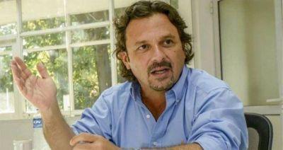 Gustavo Sáenz habló de la situación política y económica del municipio