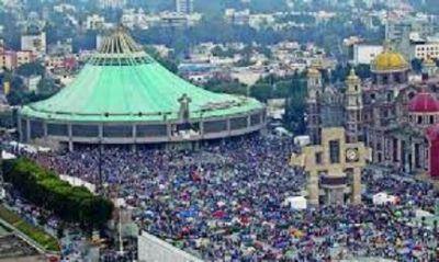 Nacionalizarán la Basílica de Guadalupe
