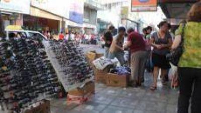 San Miguel de Tucumán, en el top ten de la venta informal