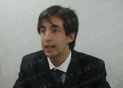 """Tizón denunció que la gestión de Vargas Duran estuvo """"hasta el último día vaciando las cuentas bancarias"""" de Yala"""
