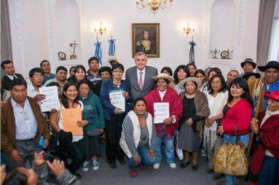 El gobierno de Jujuy promueve la restitución de tierras a comunidades indígenas