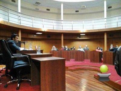 SE REALIZO LA ELECCION DE AUTORIDADES DE LAS COMISIONES INTERNAS DEL CONCEJO DELIBERANTE