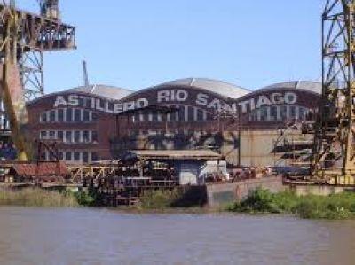 Salvador anunci� que el Astillero R�o Santiago volver� a producir para la defensa nacional