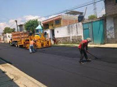 Esta semana se licitará el asfaltado de 50 cuadras de Bahía Blanca