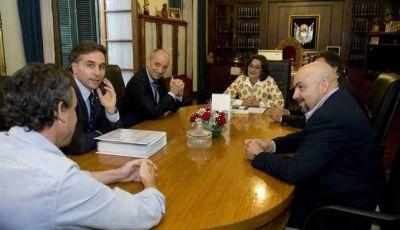 La gobernadora gestiona nuevas inversiones en El Pantanillo