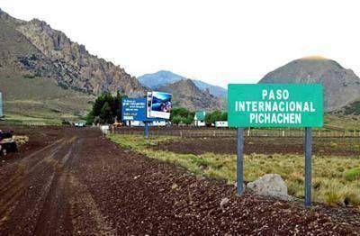 Avanzan las gestiones para fortalecer el Paso Internacional Pichachén