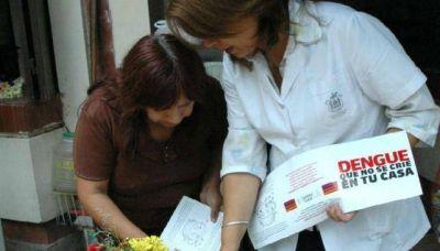 Dengue: ya hay más de 500 casos en la ciudad de Córdoba
