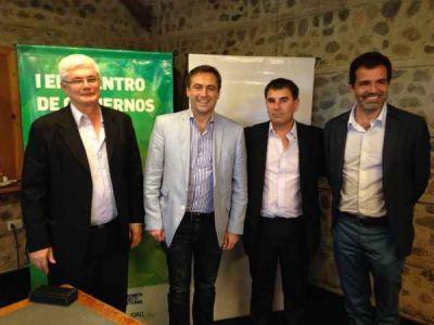 Primer encuentro de gobiernos locales frente al cambio climático