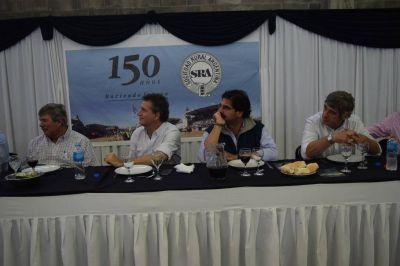 Saladillo en los 150 años de la Sociedad Rural Argentina