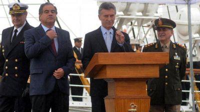 Mauricio Macri autorizó la partida de la Fragata Libertad: