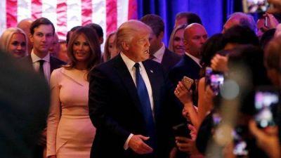 Trump arrasó en Nueva York y Hillary se impuso a Sanders