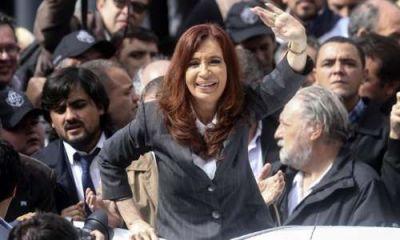 A pedido de Cristina, el viernes se presenta en Salta el Frente Ciudadano Patriótico