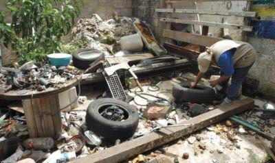 Media sanción para la ley de alerta permanente por epidemia de dengue