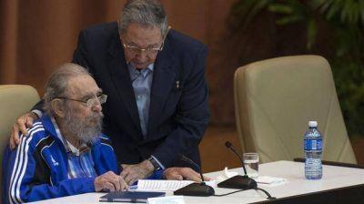 Castro conf�a de nuevo en la vieja guardia para blindar al r�gimen