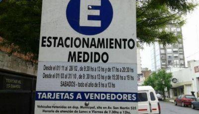 La oposición pide informes sobre el nuevo estacionamiento medido