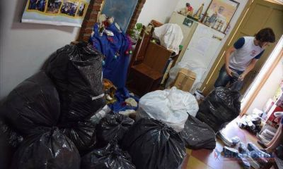 Desde hoy Cáritas recibe donaciones para los afectados por las inundaciones