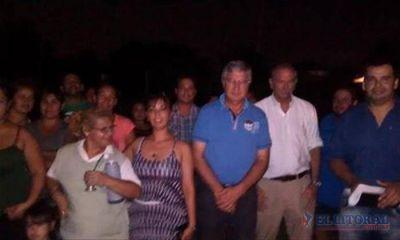 Vecinos del barrio Alta Gracia piden regularizaci�n dominial