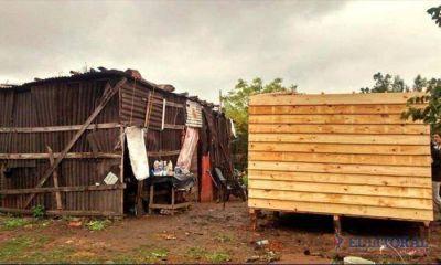 Techo construyó 34 viviendas en Punta Taitalo junto a las familias de la zona