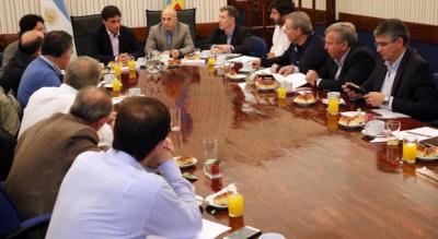Intendentes se preparan para recibir los fondos provenientes del endeudamiento provincial