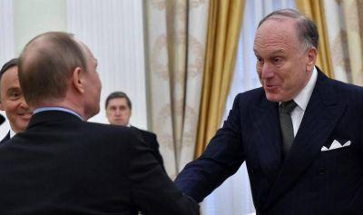 El líder del Congreso Judío agradeció a Putin por su lucha contra el antisemitismo