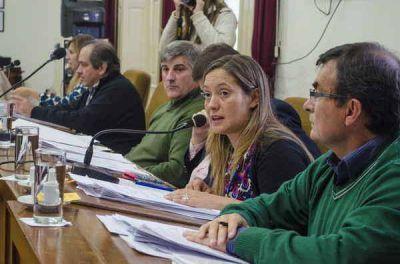 Temas vinculados a los números del municipio siguen siendo materia de debate en el Concejo