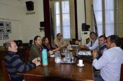 Positivos avances en la reglamentación de una nueva ordenanza territorial del Partido de Azul