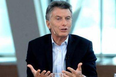 Para Macri el éxito de los nuevos bonos