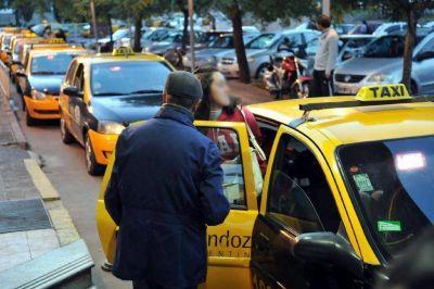 Los taxistas mendocinos ya tienen su app contra Uber