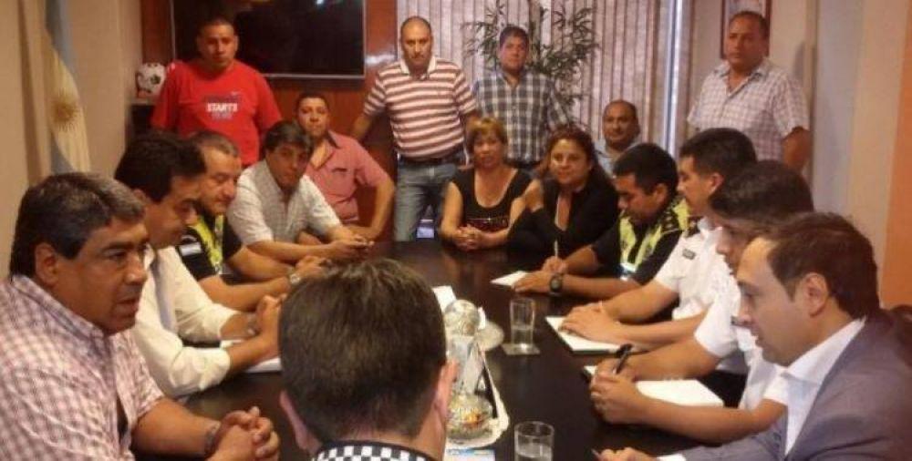 Empresarios, UTA y el Gobierno se reúnen esta tarde por la inseguridad