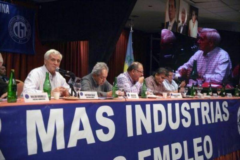 Desde Mar del Plata, la UOM anunció paros y movilización
