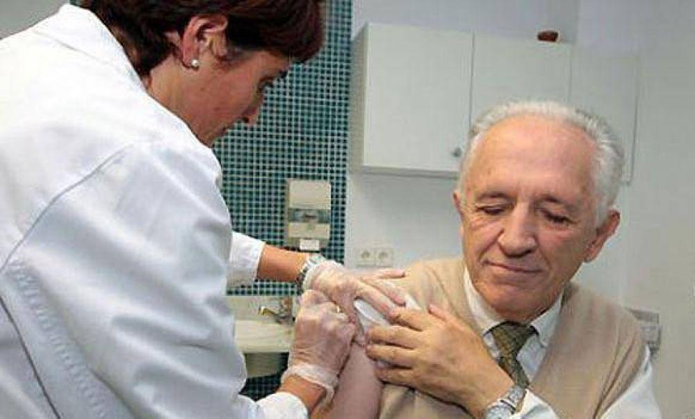 Llegaron a Mar del Plata 15 mil vacunas y comenzó la campaña antigripal