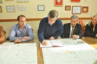 Fueron presentadas las nuevas autoridades del Consejo Directivo de la Agencia de Desarrollo Chivilcoy