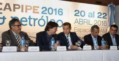 Gutiérrez encabezó apertura Expo Capipe Gas & Petróleo
