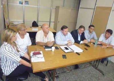 El FPV quiere �marcarle la cancha� al oficialismo en el Concejo Deliberante