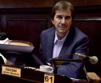 Aprobaron pedido de informes de Faroni sobre el estado del HIGA