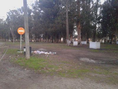 Refuerzan la seguridad en Parque Camet