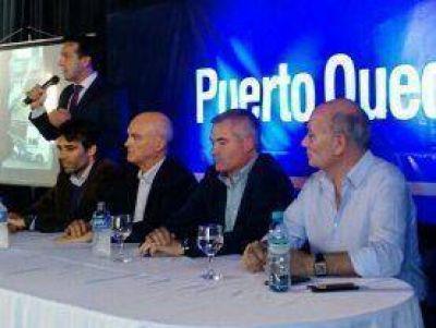 Asunción del Dr. Rojas al frente del Consorcio de Gestion de Puerto Quequén