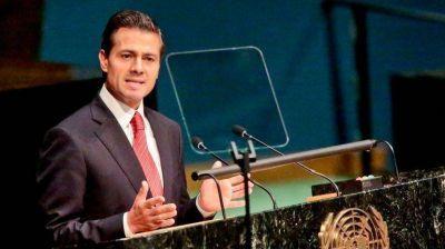 México: Enrique Peña Nieto propuso al Senado legalizar la marihuana medicinal