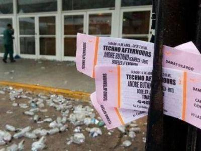"Prohíben fiestas ""electrónicas"" en Neuquén"