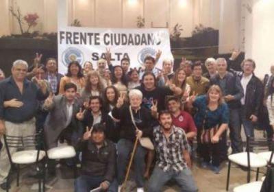 Con críticas al urtubeycismo se lanzó el Frente Ciudadano Patriótico en Salta