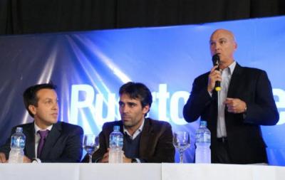 PRODUCCIÓN PUSO EN FUNCIONES AL NUEVO PRESIDENTE DEL CONSORCIO DEL PUERTO DE QUEQUÉN