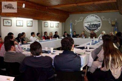 Se reunieron los municipios de la 5° Sección Electoral