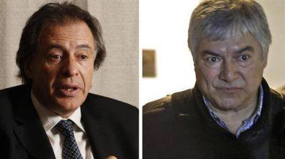 Cristóbal López y Lázaro Báez, unidos por una extraña sociedad en España