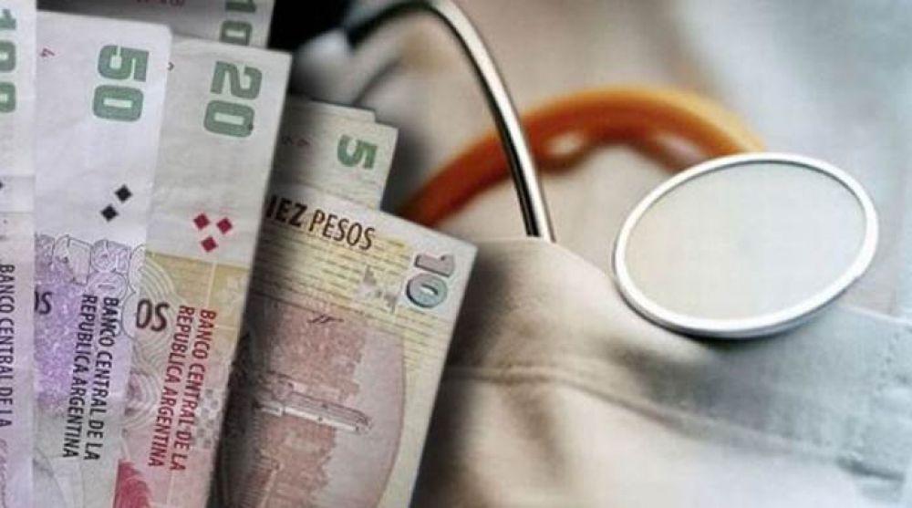 Agmer insiste en pedir la sanción de la ley que prohíbe el cobro de plus por parte de los médicos
