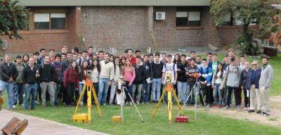 Día del Agrimensor: Ingeniería al límite