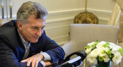 Macri habló con el presidente de la FIFA para que habilite la Superliga