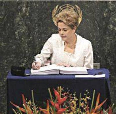 La estrategia de Dilma, resistir el golpe