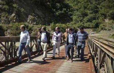 Todo sobre el puente transitorio que une Salta con Bolivia