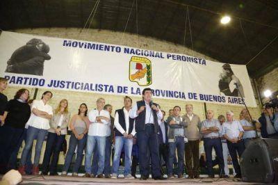 El PJ duro con Macri y al lado de CFK por el Frente Ciudadano